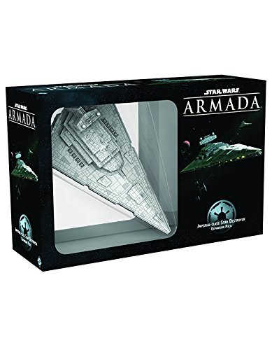 Fantasy Flight Games Star Wars Armada Imperial Class Star Destroyer Expansion Pack