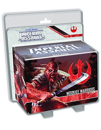 Fantasy Flight Games Imperial Assault Wookie Warriors Ally Pack