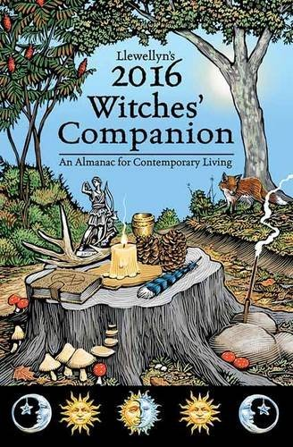Llewellyn Llewellyn's 2016 Witches' Companion An Almanac For Contemporary Living