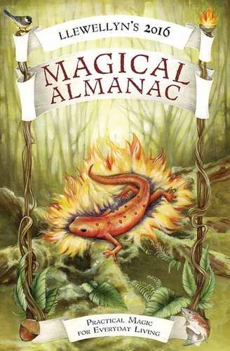 Llewellyn Llewellyn's 2016 Magical Almanac Practical Magic For Everyday Living