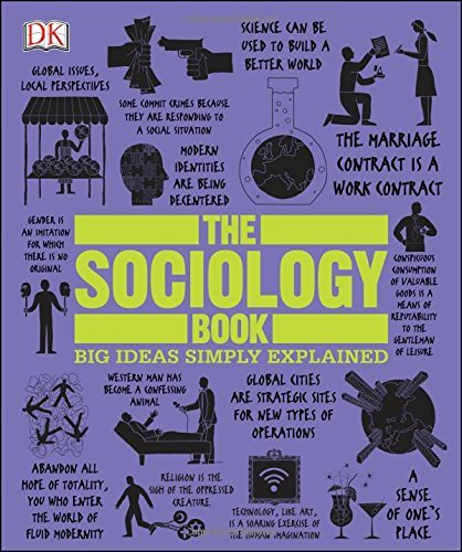 Dk Publishing The Sociology Book