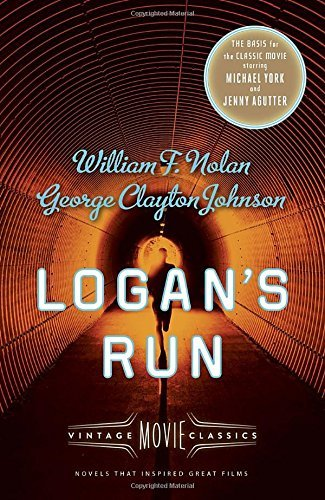 William F. Nolan Logan's Run Vintage Movie Classics