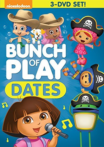 Nickelodeon Bunch Of Playdates Nickelodeon Bunch Of Playdates DVD