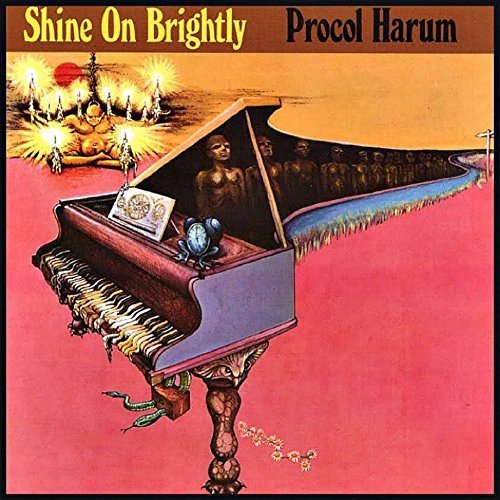 Procol Harum Shine On Brightly 3cd