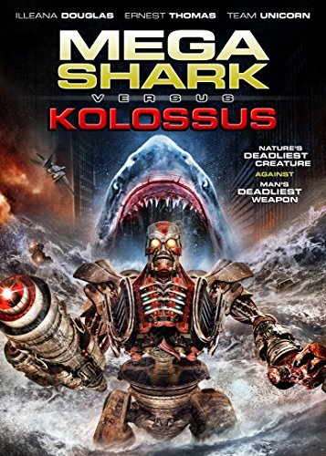 Mega Shark Vs. Kolossus Mega Shark Vs. Kolossus DVD Nr