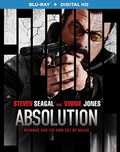 Absolution Seagal Mann Dell Blu Ray R