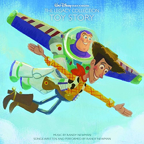 Toy Story Soundtrack Walt Disney Records Legacy Collection Walt Disney Records Legacy Collection