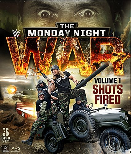 Wwe Monday Night War Volume 1 Shots Fired Monday Night War Volume 1 Shots Fired