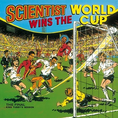 Scientist Wins The World Cup Lp