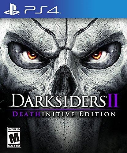 Ps4 Darksiders 2 Deathinitive Edition Darksiders 2 Deathinitive Edition