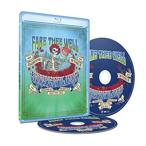 Grateful Dead Fare Thee Well 2br