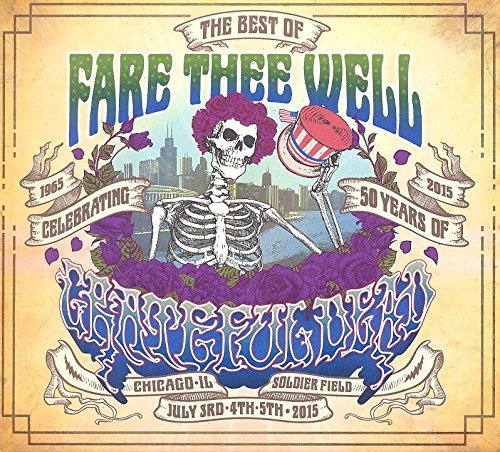 Grateful Dead Fare Thee Well (the Best Of) Fare Thee Well (the Best Of)