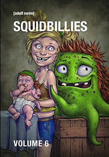 Squidbillies Volume 6 Made On Demand