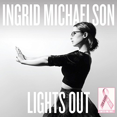 Ingrid Michaelson Lights Out Pink Vinyl Lights Out