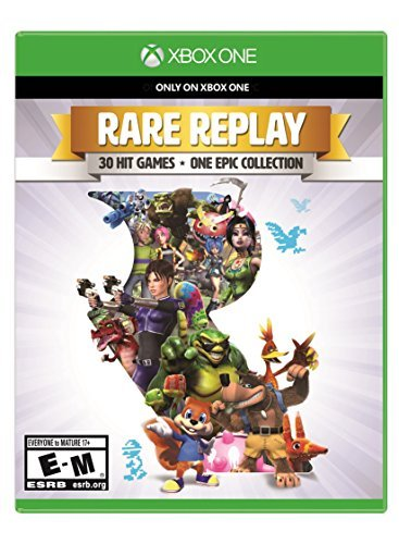 Xbox One Rare Replay Rare Replay