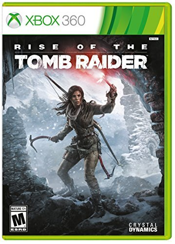 Xbox 360 Rise Of The Tomb Raider Rise Of The Tomb Raider