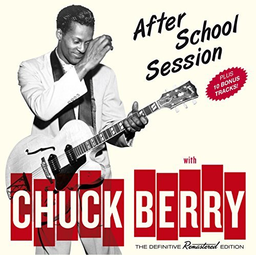 Chuck Berry Afterschool Session 10 Bonus T Import Esp