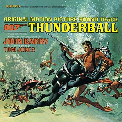 James Bond Thunderball O.S.T. Thunderball