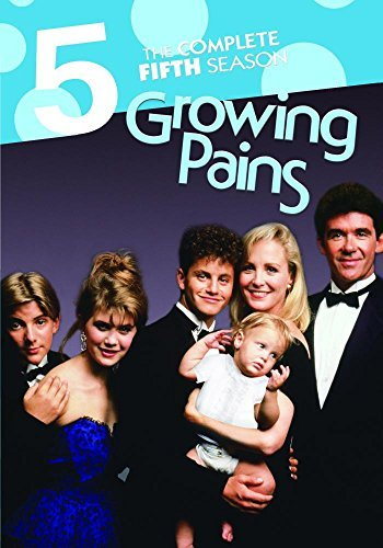 Growing Pains Season 5 Made On Demand