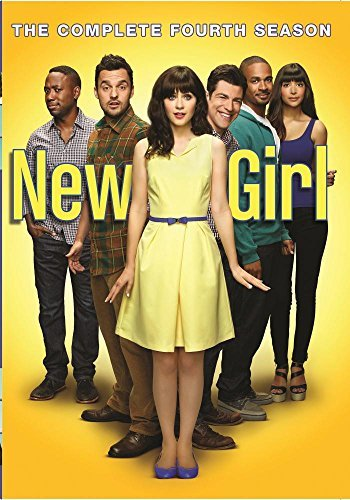 New Girl Season 4 DVD R Season 4