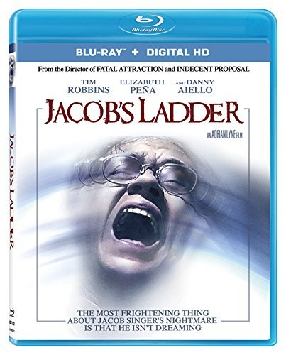 Jacob's Ladder Robbins Aiello Pena Blu Ray R
