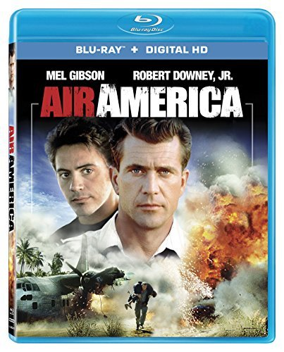 Air America Gibson Downey Jr. Blu Ray R