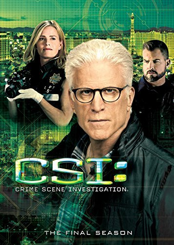Csi Crime Scene Investigation Csi Crime Scene Investigation DVD