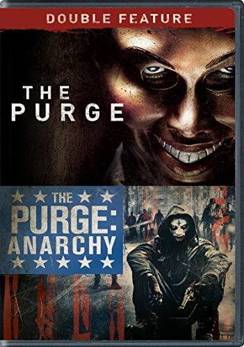 Purge Purge Anarchy Double Feature DVD R