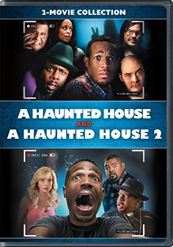 Haunted House Haunted House 2 Double Feature DVD