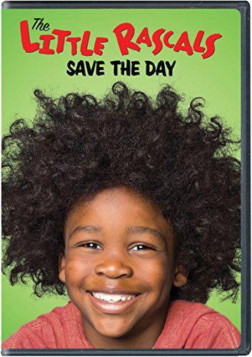 Little Rascals Save The Day Little Rascals Save The Day DVD Pg