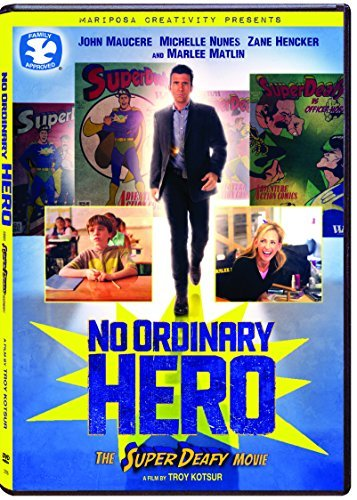No Ordinary Hero Superdeafy M No Ordinary Hero Superdeafy M No Ordinary Hero Superdeafy M