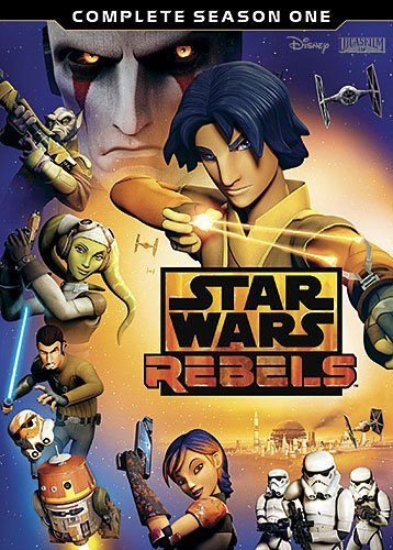 Star Wars Rebels Complete Season 1 DVD