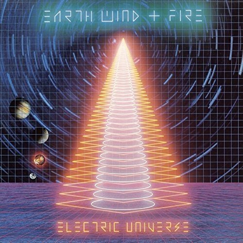 Earth Wind & Fire Electric Universe