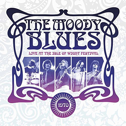 Moody Blues Live At The Isle Of Wight 1970 Live At The Isle Of Wight 1970