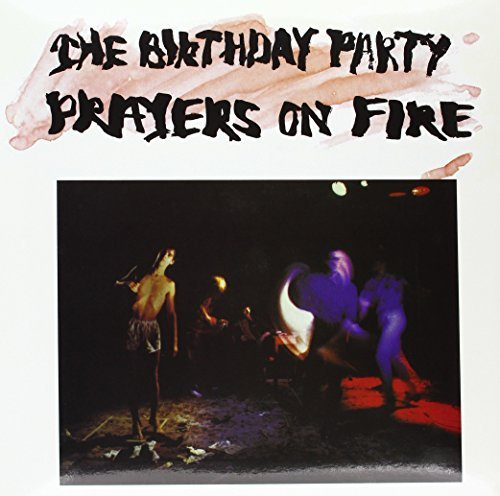 Birthday Party Prayers On Fire (red Swirl) Explicit Version Prayers On Fire (red Swirl)