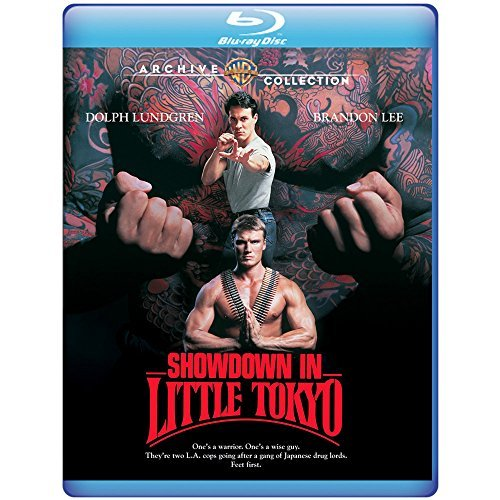 Showdown In Little Tokyo Showdown In Little Tokyo Blu Ray Mod This Item Is Made On Demand Could Take 2 3 Weeks For Delivery
