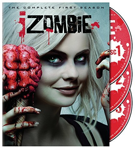 Izombie Season 1 DVD
