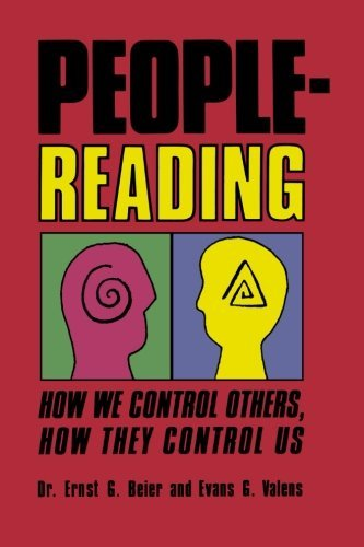 Ernest G. Beier People Reading Control Others