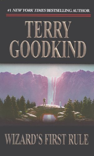 Terry Goodkind Wizard's First Rule Turtleback Scho