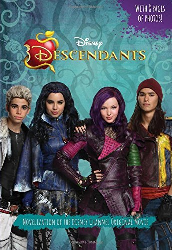 Disney Book Group Descendants Junior Novel