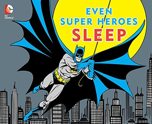 David Katz Even Super Heroes Sleep