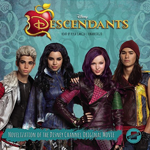 Disney Press Descendants