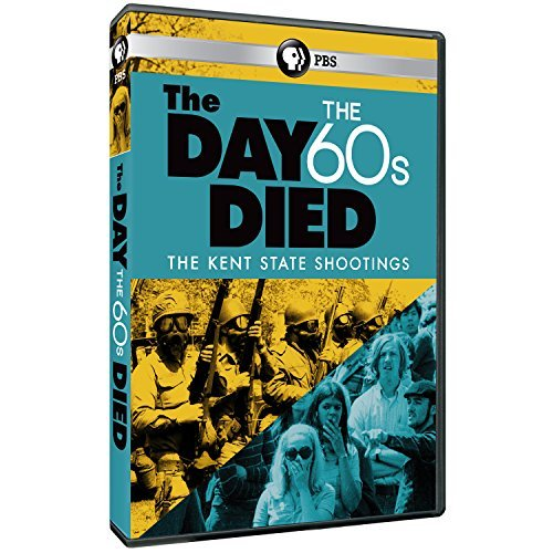Day The 60's Died Kent State Shootings Pbs DVD