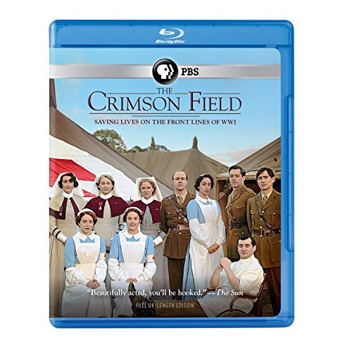 Crimson Field Pbs Blu Ray