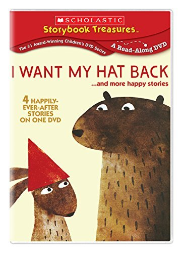 I Want My Hat Back & More Happy Stories I Want My Hat Back & More Happy Stories DVD Nr