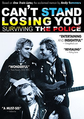 Can't Stand Losing You Surviving The Police The Police DVD