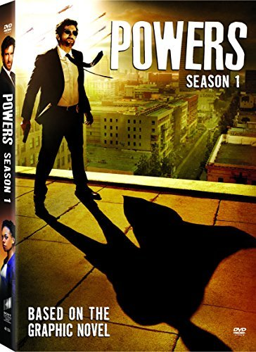 Powers Season 1 DVD Season 1