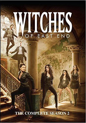 Witches Of East End Season 2 DVD