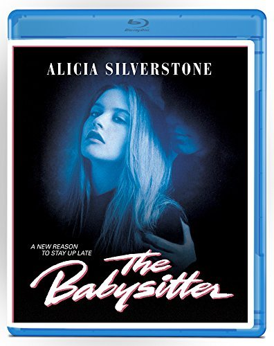 Babysitter Silverstone London Walsh Blu Ray R
