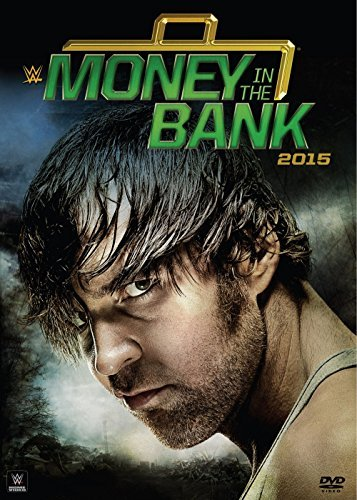 Wwe Money In The Bank 2015 DVD Money In The Bank 2015